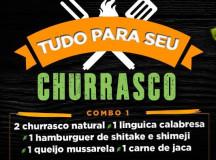 Combo TUDO PARA SEU CHURRASCO