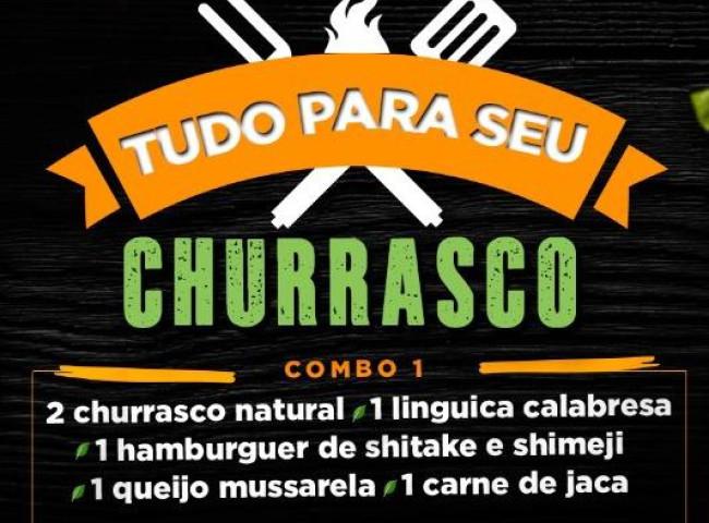 Detalhes do produto Combo TUDO PARA SEU CHURRASCO